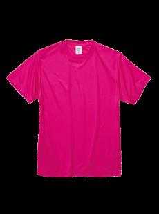 5088-01 4.7オンス ドライシルキータッチ Tシャツ <br>(ローブリード)〈アダルト〉