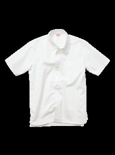 1268-01 オックスフォード ボタンダウン ショートスリーブ シャツ