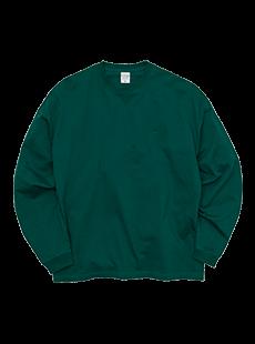 5509-01 5.6オンス ビッグシルエット ロングスリーブ Tシャツ