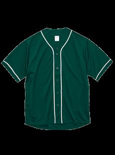 5982-01 4.1オンス ドライ ベースボールシャツ